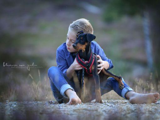 | emotionale Tier-Mensch Bindung (Hunde)